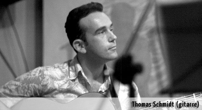Notes and Tones Interview Nr. 2 mit Thomas Schmidt