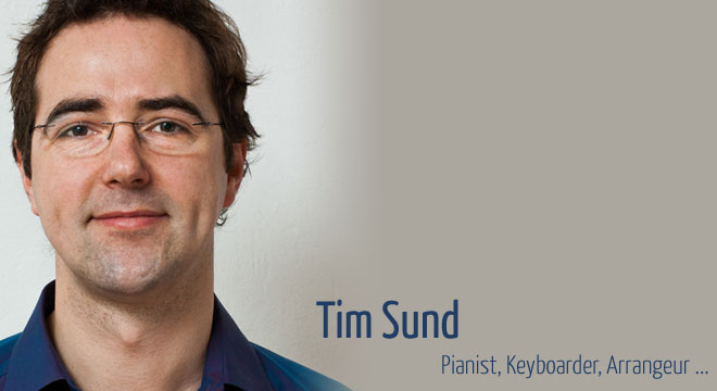Notes and Tones Interview Nr. 4 mit Pianist Tim Sund