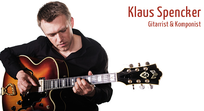 Notes and Tones Interview Nr. 5 mit Gitarrist Klaus Spencker