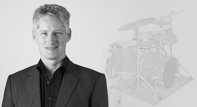Michael Schwarz - Jazz-Drummer